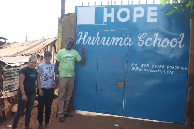 HOPE Huruma School rising up